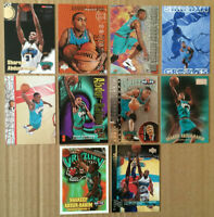 Shareef Abdur-Rahim LOT of 19 Rookie & 2nd year cards inserts NM+ 1996-1997 1998