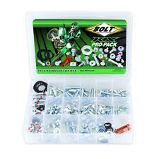 03-18 Kawasaki KX/KXF Pro Pack Factory Kit Bolts Nuts Screws Washers Hardwear
