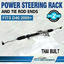 For Nissan Navara D40 Power Steering Rack 2005-2014 Thailand Built +Tie Rod Ends