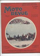 Moto Revue N°471  ;  19  mars 1932 : la transformation d'une monotrace