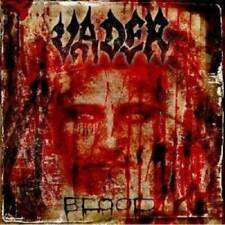 "VADER ""BLOOD"" CD DEATH METAL NEW+"
