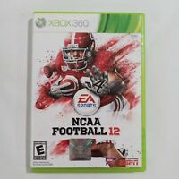 NCAA Football 12 (Microsoft Xbox 360, 2011)