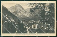 Belluno Rocca Pietore Malga Ciapela cartolina VK0965