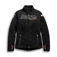 Harley-Davidson Women's H-D Racing Fleece Jacket - Petite Fit - 98598-19VP