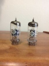 Matched Pair Telefunken ECC81/12AT7 tubes - Germany - Tests NOS