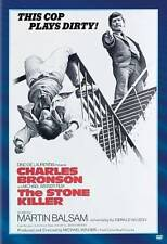 THE STONE KILLER NEW DVD
