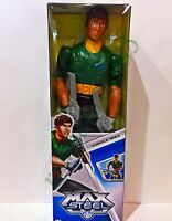 Max Steel. Figure. Spy attack MAX. Mattel. 12 inch.