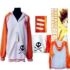 Hitman Reborn Katekyo Sawada Tsunayoshi cosplay costume UK