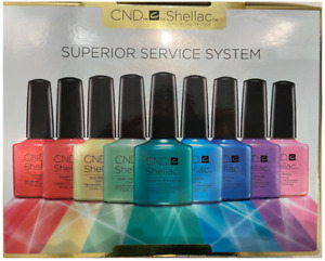 CND Superior Service System Starter Kit For Use With CND Led Lamp *Professional*