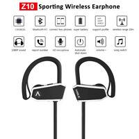 BT Waterproof Headphones Sport Running Headsets Wireless Earphone Gym for phone