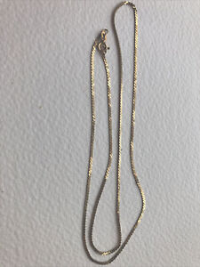 9ct Solid Gold Snake Chain Necklace 9k 375