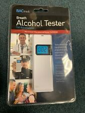 Bactrack T60 Breath Alcohol Home Personal Tester Breathalyzer - New!
