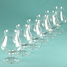 Markenlose Cognacgläser aus Glas