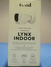 New Lynx Tend Security Camera Facial Recognition Night Vision 1080P Video Wifi