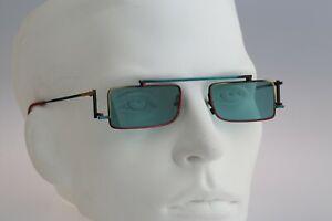 Casanova RVC 3 C 02, Unique 90s Vintage rectangle sunglasses - NOS