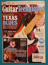 Guitar Techniques Free CD! 264 Jan/2017 TEXAS BLUES ungelesen 1a absolut TOP