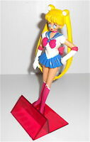 SAILOR MOON 90s action figure doll - pvc figure with stand bambola statica