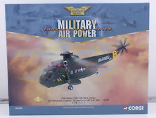 Corgi Military Air Power Sikorsky SH-3A Sea King Quantico AA33405 New in Box