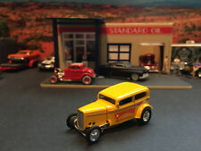1:64 Hot Wheels LE 1932 32 Ford Vicky Yellow Goodguys Rod & Custom Association