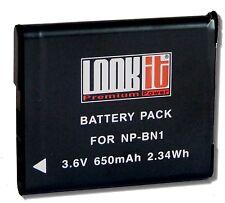 LOOKit Akku NP-BN1 für Sony DSC - W830 / Sony DSC - W810