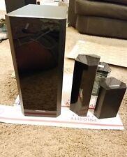 4 Samsung Surround sound speakers Ps Hs2 1, psfw222