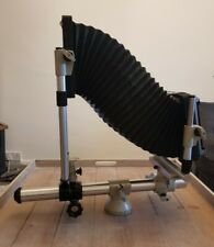 Linhof 45 Color Kardan 5x4 Monorail large format camera 4x5 with long front rods