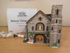 Dept 56 Dickens Village - Whittlesbourne Church