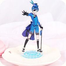 Black Butler Kuroshitsuji Dall Ciel Phantomhive Acrylic Stand Figure