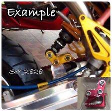 Height Adjustable Shock Absorber Honda Msx Grom 125 Custom Lift Higher Rear Race