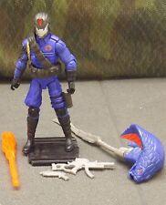 GI JOE 30th anniversary blue Cobra Commander v49b retaliation 2012/2013