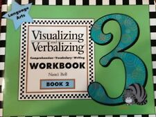 Visualizing and Verbalizing: Comprehension, Vocabulary, Writing Lindamood-Bell