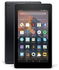 "Amazon Fire 7 with Alexa 7"" Display 8 GB Tablet - Black (B01J90O0N4)"