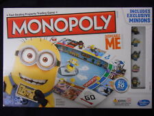 DESPICABLE ME MONOPOLY SET (HASBRO GAMING)