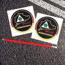 ALFA ROMEO Cloverleaf Nurburgring  Autodelta Stickers 159  GTV Spider 146 GTA