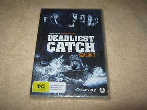 Deadliest Catch - Season 7 - RARE New Sealed DVD - R4