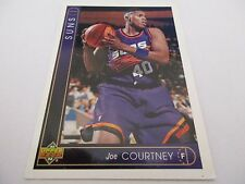 Carte NBA UPPER DECK 1993-94 #320 Joe Courtney Phoenix Suns