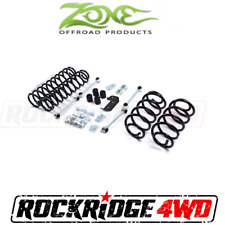 "Zone Offroad 3"" Suspension Lift Kit for Jeep Wrangler TJ 03-06 w/ NO SHOCKS"