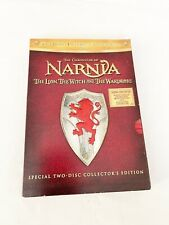 The Chronicles of Narnia: The Lion-The Witch-and the Wardrobe Dvd 2006 2 Discs