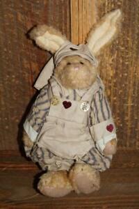 "Boyds Bears ""Emily Babbit..The Rabbit"" 8"" Nurse Hare 1998-Retired"