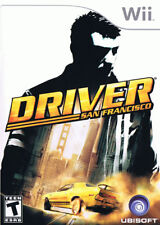 Driver: San Francisco WII New Nintendo Wii