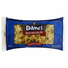 Davinci, Noodle Egg Hearth Style Th, 12 Oz, (Pack of 12)