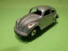 METOSUL VW VOLKSWAGEN KAFER BEETLE - SILVER 1:43 - VERY GOOD CONDITION