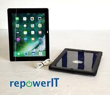 "Apple iPad 4th Gen. A1458 - 9.7"" Retina Display 32GB WiFi • With Case Bundle"