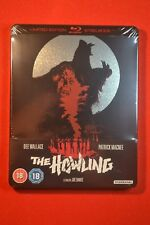 The Howling Steelbook Blu-ray UK release New & Sealed