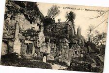 CPA  Langeais (I.-et-L.) - Habitations troglodytes   (228624)