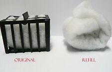 12 X Aquarium R-025CT COMPATIBLE Filter Cartridge 12 Refills = 4 BOX EQUIVALENT