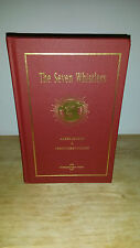 SIGNED Amber Benson Christopher Golden The Seven Whistlers - 1st - Free Shipping