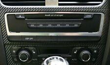 Audi A5 S5 RS5 Alu Zierrahmen CD-Wechsler Quattro S-line exclusive line 8T 8F