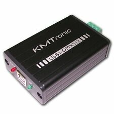 KMtronic USB to DMX Light Controller Opto-Isolated for LED DMX