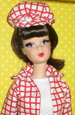 Beautiful Silkstone Check Please Francie NRFB Barbie Fashion Model Collection